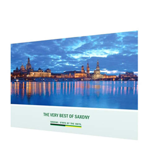 The very best of Saxony